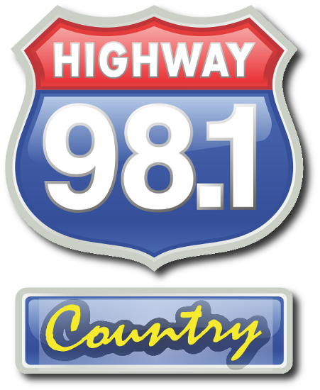 98.1 Counrty Logo